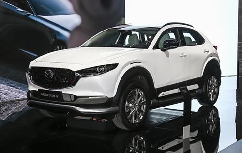 马自达CX-30 EV上市 补贴后15.98万元起